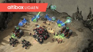 Altibox-ligaen: StarCraft 2
