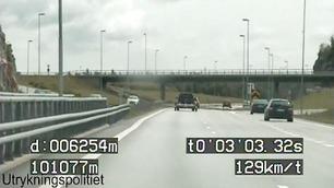 Pass på farten når du kjører med tilhenger