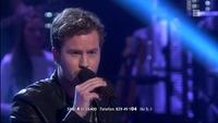 "Knut Marius synger ""Run"" i finalen"