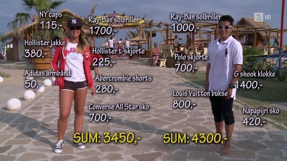 750a9222 Falske merkeklær er kanskje ikke så billig som du tror