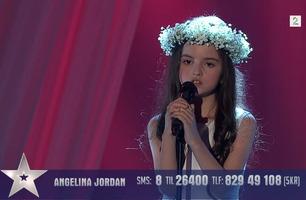 Angelina synger Sinatra i semifinalen i Norske Talenter