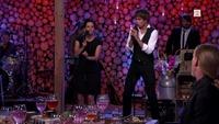 Se Simone Eriksrud og Alexander Rybak fremføre «All I Wanna Do»