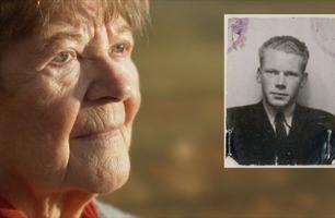 Gerda (85) glemte aldri sin forbudte kjærlighet Erik. 65 år senere fikk hun sitt livs overraskelse