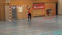 Espen (14) med helfrekk salto-scoring