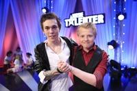 Cato og Henrik fikk de to siste finaleplassene