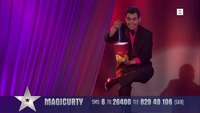 "Guilherme ""Magicurty"" Curty tryller i finalen i Norske Talenter"