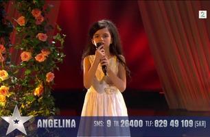 Angelina Jordan Astar synger i finalen i Norske Talenter