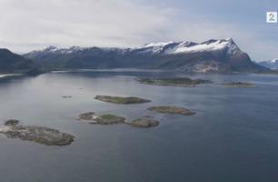 Se høydepunktene fra Bodø til Røros