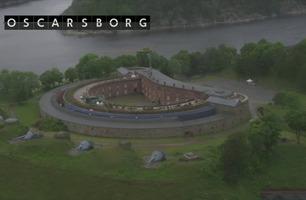 Slik har du aldri sett Oscarsborg og Drøbak før!