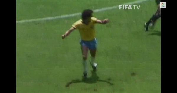 Klassiske VM-kamper: Brasil - Frankrike 1986