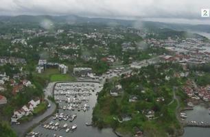 Se sammendraget fra Kristiansand til Oslo