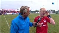 Den danske Norway Cup-vinneren forsto ingenting av hva Mini sa