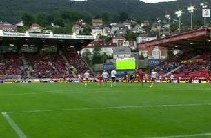 Sammendrag: Brann-Rosenborg (3-1)