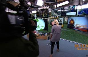 Eli Kari er direkte inne i TV 2 Nyhetene
