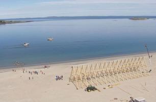 ARKIV: SALT-prosjektet på Sandhornøy