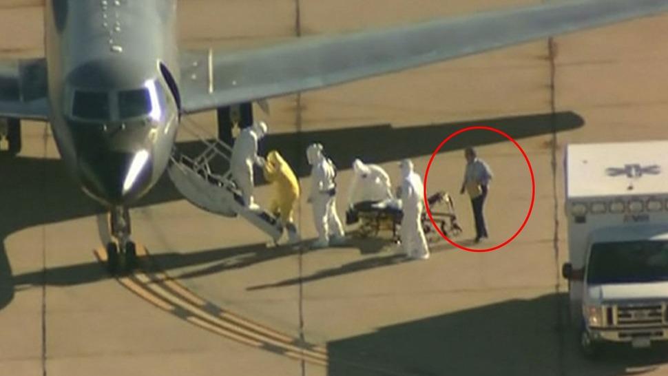 Ebola-frykten vokser i USA