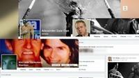 – Facebook har blitt en digital kirkegård