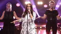 Lise Emilie Zosa Johannesen synger «Love On Top» av Beyoncé