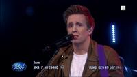 Jørn Trollebø Kvalheim synger «Stubborn Love» av The Lumineers