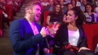 Stian Blipp gjør kjæresten flau på TV