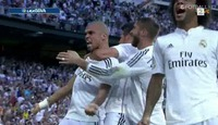Se målene fra Real Madrids 3-1-seier mot Barcelona