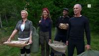 Farmen-utfordrerne 2014 ankommer gården