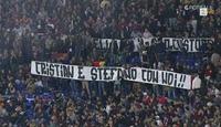 Roma-fansen hyllet Cristian (7)