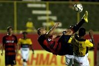 Se fem deilige mål fra brasiliansk fotball