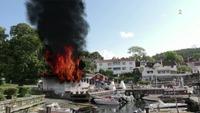 Denne brennende softis-butikken skal redde kystsamfunnet Saltvik