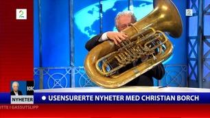 Her klarer ikke NRK-legenden å dy seg