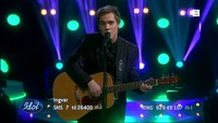 Ingvar Olsen synger «Wicked Game» i Idol-semifinalen