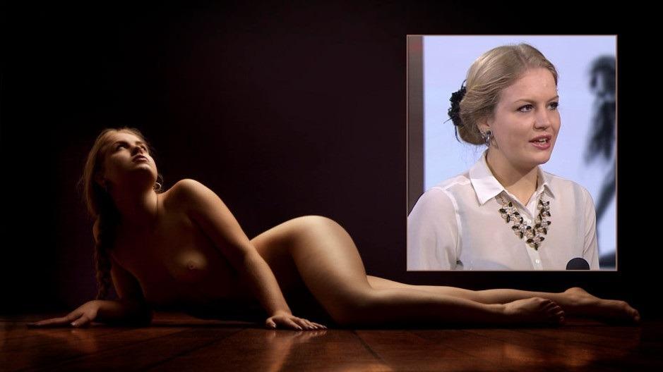 naken modell nødvendig