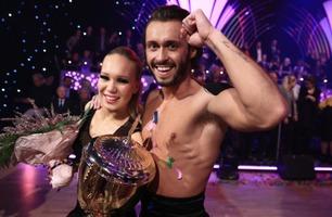 Se det første intervjuet med vinnerne Agnete og Egor