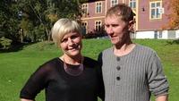 Tor Espen og Sissel under siste dag på «Jakten på kjærligheten»