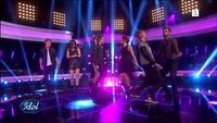 Stian Blipp shaker ut med Idol-finalistene og Isac Elliot