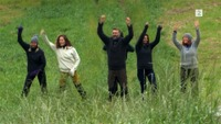 Her overrasker Farmen-deltakerne med flashmob