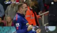 Rooney straffet sløsende Arsenal