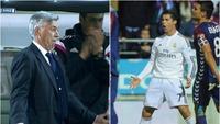 Her etterligner Real Madrid-treneren Ronaldo