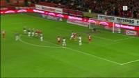 Sjanse: Pedersen 1-1 (71)