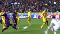 Her setter Messi Mesterliga-rekord - så scoret han hat trick!