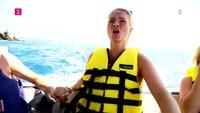 Gravide Bloggerne-Marna får panikkanfall under båtturen
