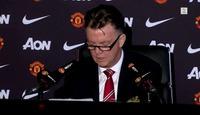 Van Gaals stikk til Uniteds twitterkonto fikk journalistene til å brøle av latter