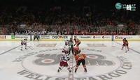 Rangers imponerte mot Flyers