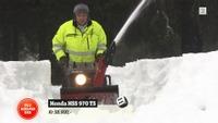 TV 2 Hjelper deg: Her er den beste snøfreseren