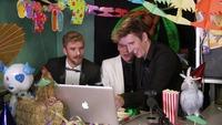 Stian Blipp og Idol-finalistene chattet med fansen