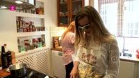 Sandra Lyng Haugen har sitt helt eget supertriks når hun skjærer løk