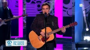 Her synger Ingvar for første gang etter Idol