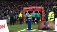 Se de utrolige julebildene fra Premier League-tribunene