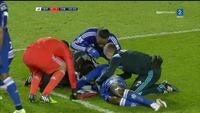 Chelsea-spiller slått ut etter stygg smell
