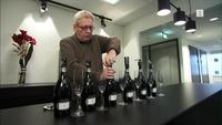 Hva funker best som champagnestopper: Kork eller skje?